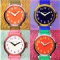 Control Brand Time Zones 16.93'' Clock