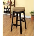 Armen Living Halo 26'' Swivel Barstool