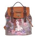 Nicole Lee Sunny Print Backpack