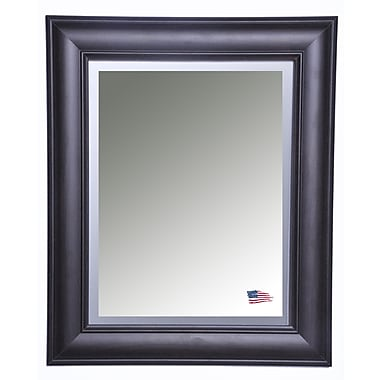 Rayne Mirrors Jovie Jane Brazilian Wall Mirror; 35'' H x 23'' W x 1'' D