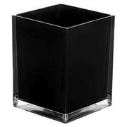 Gedy by Nameeks Rainbow Waste Basket; Black