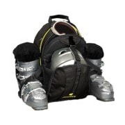 Transpack Sidekick Pro Backpack; Black w/Yellow Electric