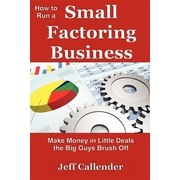 Http Www Staples Com How To Run A Small Factoring Business Make Money In Little Deals The Big Guys Brush Off Product 1293799