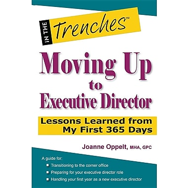 Moving Up to Executive Director: Lessons Learned from My First 365 Days