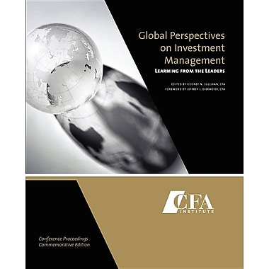 Global Perspectives on Investment Management: Learning from the Leaders