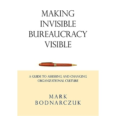 Making Invisible Bureaucracy Visible: A Guide to Assessing and Changing Organizational Culture