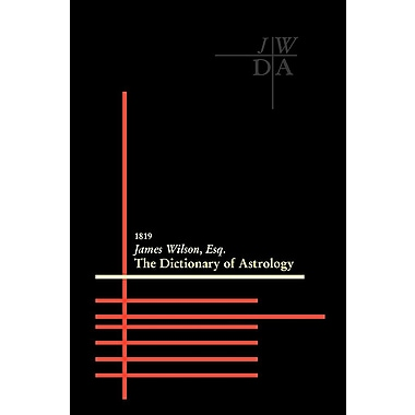 Dictionary of Astrology