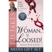 Woman Thou Art Loosed! Media Gift Set [With CD (Audio)]