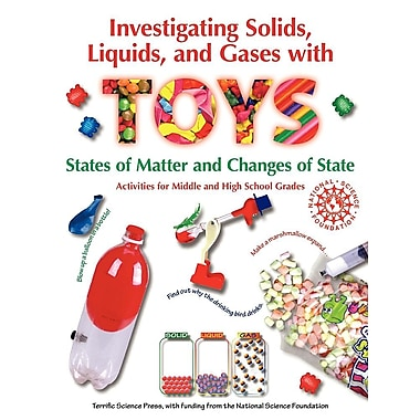 Investigating Solids, Liquids, and Gases with Toys: States of Matter and Changes of State