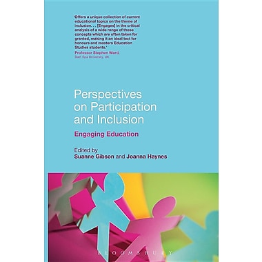 Perspectives on Participation and Inclusion: Engaging Education