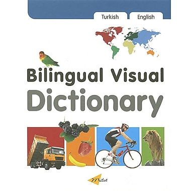 Bilingual Visual Dictionary: Turkish-English [With CD (Audio)]