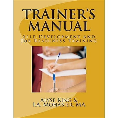 Trainer's Manual: Self-Development and Job Readiness