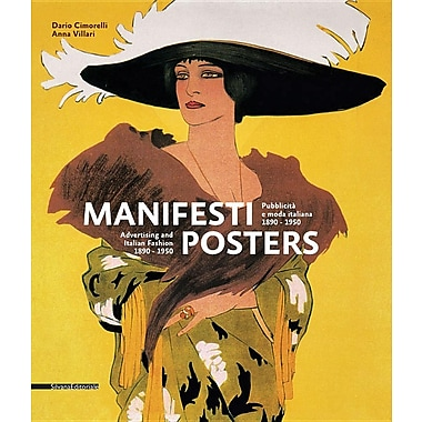 Posters: Advertising and Italian Fashion, 1890-1950