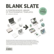 Blank Slate: A Comprehensive Library of Photographic Dummies [With DVD]