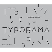 Typorama: The Graphic Work of Philippe Apeloig