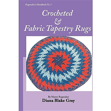 Crocheted and Fabric Tapestry Rugs