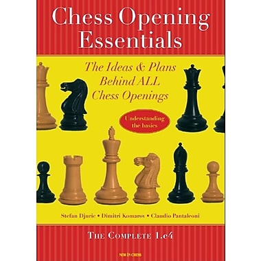 Chess Opening Essentials: The Complete 1.e4