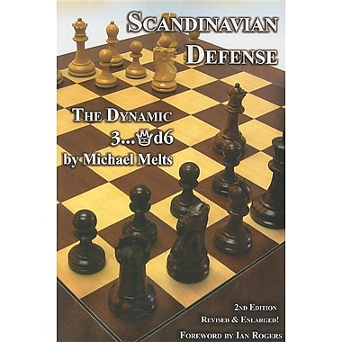 Scandinavian Defense: The Dynamic 3...Qd6