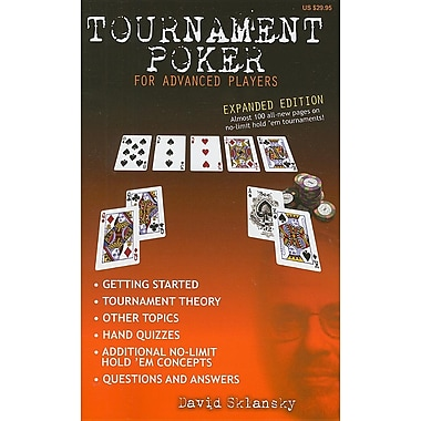 poker books for advanced players