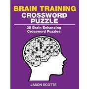 Brain Training Crossword Puzzle