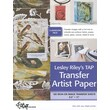 Leslie Riley's TAP Transfer Artist Paper Classroom Pack: 100 Iron-On Image Transfer Sheets 8.5in. X 11in.