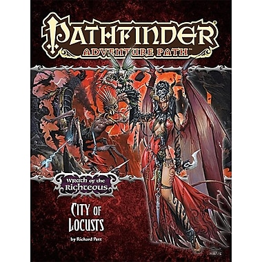 Pathfinder Adventure Path: Wrath of the Righteous Part 6 - City of Locusts