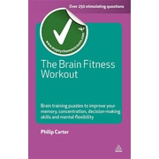 The Brain Fitness Workout:  Brain Training Puzzles to Improve Your Memory