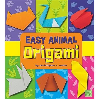 Easy Animal Origami