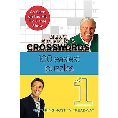 Merv Griffin's Crosswords Volume 1: 100 Easiest Puzzles