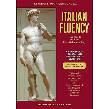 Italian Fluency: Twin-Words and Essential Vocabulary