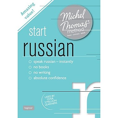 Start Russian with the Michel Thomas Method