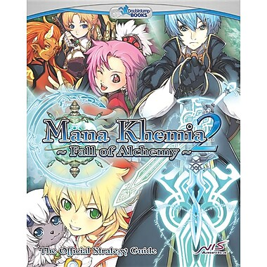 Mana Khemia 2: The Official Strategy Guide