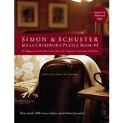 Simon & Schuster Mega Crossword Puzzle Book: Series 1