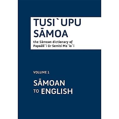 Tusiupu Samoa: Volume 1 Samoan to English