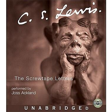 The Screwtape Letters CD: The Screwtape Letters CD