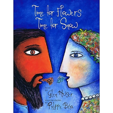 Time for Flowers, Time for Snow: A Retelling of the Legend of Demeter and Persephone [With CD (Audio)]