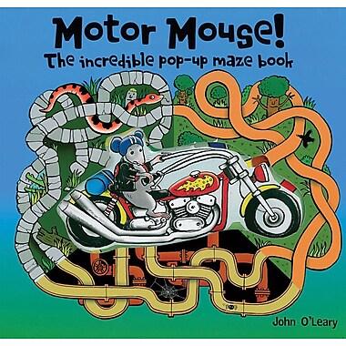Motor Mouse: Incredible Pop-Up Maze Book