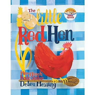 The Little Red Hen [With CD (Audio)]