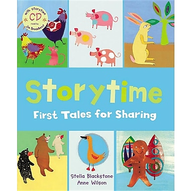 Storytime: First Tales for Sharing [With CD]