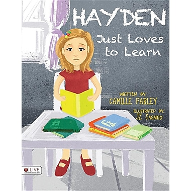 Hayden Just Loves to Learn