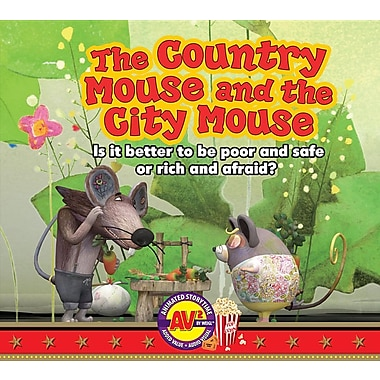 The Country Mouse and the City Mouse: Is It Better to Be Poor and Safe or Rich and Afraid?
