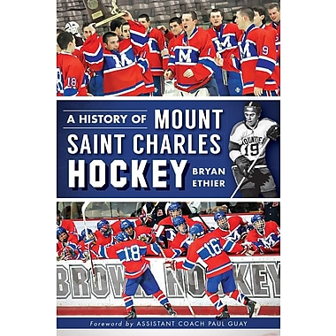 A History of Mount Saint Charles Hockey