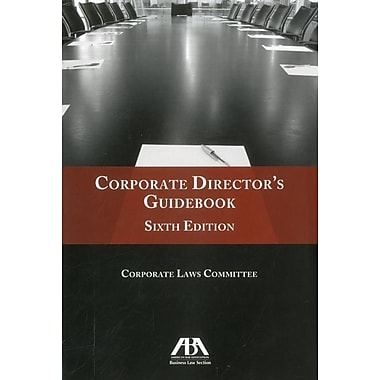 Corporate Director's Guidebook