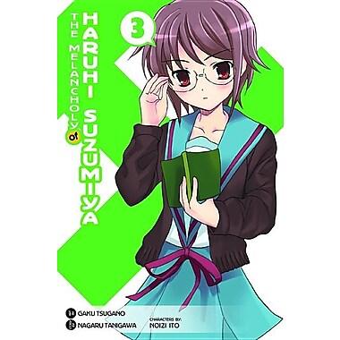 The Melancholy of Haruhi Suzumiya, Volume 3