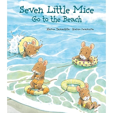 Seven Little Mice Go to the Beach