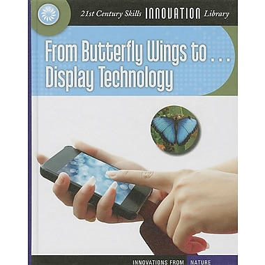 From Butterfly Wings To... Display Technology