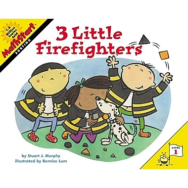 3 Little Firefighters: Sorting