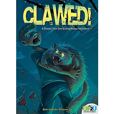 Clawed!: A Choose Your Own Ending Horror Adventure