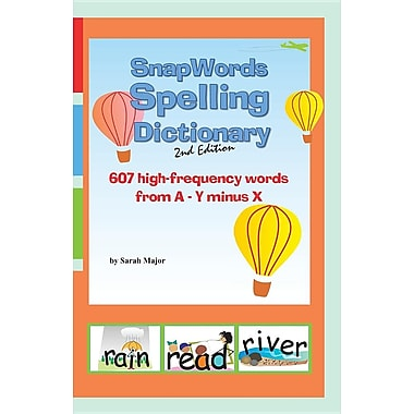 Snapwords Spelling Dictionary 2nd Edition