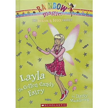 Layla the Cotton Candy Fairy
